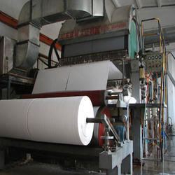 Toilet Paper Making Machine manufacturer & exporter in India